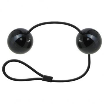 Palline candy balls black