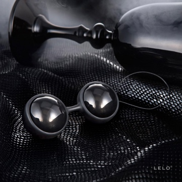 Sfere del piacere Luna Beads Noir by LELO